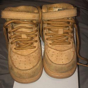 7c Wheat Air Force 1s